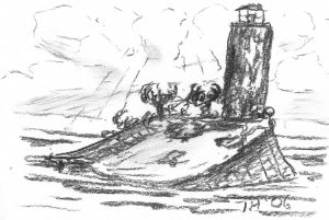 The island sketch