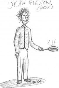 Pignon sketch