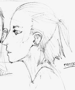 Fatima sketch