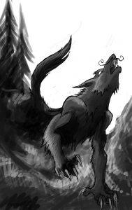 Pignon Werewolf